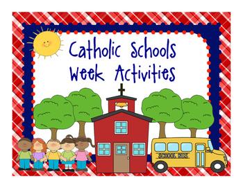 Catholic Schools Week Activities