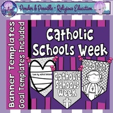 Catholic Schools Week Banner