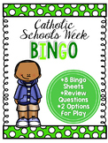 Catholic Schools Week Bingo