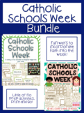 Catholic Schools Week Bundle