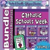 Catholic Schools Week Bundle - 5 Discounted Resources