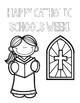 catholic schools week coloring pages - photo#8