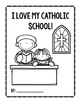 Catholic Schools Week Drawing and Writing activities
