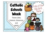Catholic Schools Week - Fruits of the Holy Spirit Theme