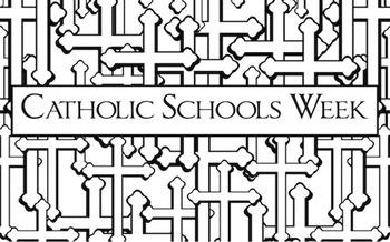 Catholic Schools Week Printables Packet
