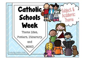 Catholic Schools Week - Subject & Academic Theme