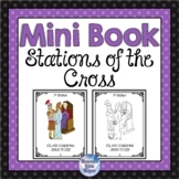 Catholic Stations of the Cross Mini Book for Lent
