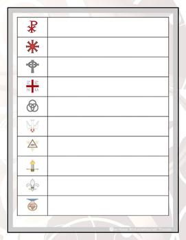 Assignment - Catholic Symbols