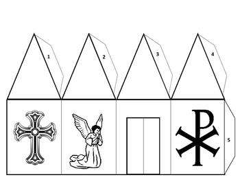 Catholic Tabernacle Model