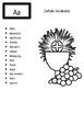 Catholic Vocabulary Lists