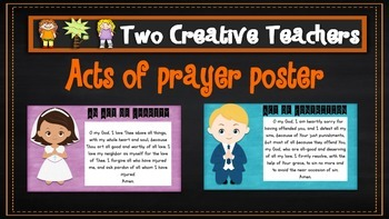 Catholic prayers: The Acts