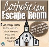 Catholicism Escape Room for Religion Classes