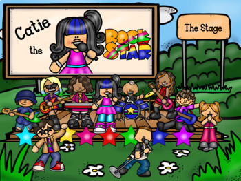 Interactive Recorder Game- Catie the Rock Star!