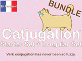French Catjugation: Bundle Starter and Irregular Verb Conj