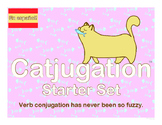 Spanish Catjugation: Verb Conjugation Starter Set