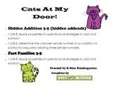 Cats At My Door (Hidden Addition)