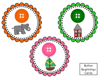 Cats, Buttons, & Colors!