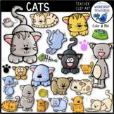 Cats Clip Art