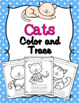 Cats Color and Trace