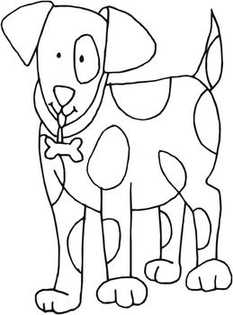 Cats Dogs Coloring Pages 26 Pages By Number1techie Tpt