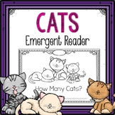 Cats Emergent Reader