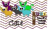 Cats Graphics-Free For Commercial Use