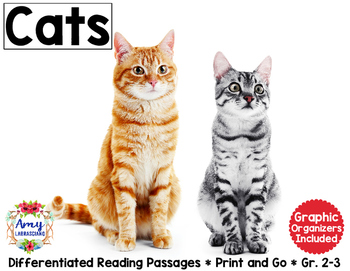 Cats Reading Passages