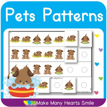 Pets Repeating Patterns