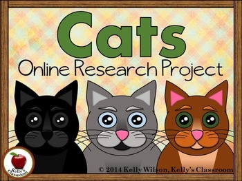 Cats Research Project