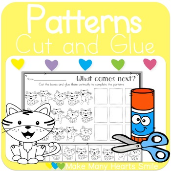 Cats What Comes Next Patterns