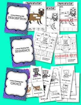 Cats - a Science Based Critical Thinking Unit for Primary