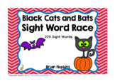 Cats and Bats Sight Word Race