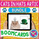 Cats in Hats Articulation BOOM CARDS™ BUNDLE