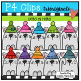 Cats in Hats (P4 Clips Trioriginals)