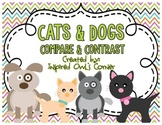Compare and Contrast Activities - Cats and Dogs