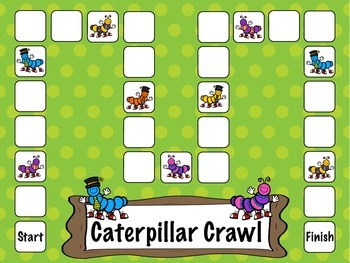 Caterpillar Crawl - FSF, PSF and NWF
