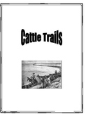 Cattle Trails - Midwest and Southwest Regions