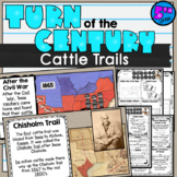Cattle Trails SS5H1 5th grade Black Cowboys PowerPoint