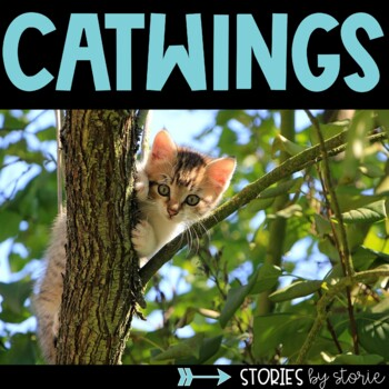 Catwings Book Questions & Vocabulary