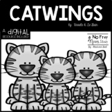 Catwings Guided Reading Pack or Novel Unit