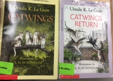 Catwings and Catwings Return