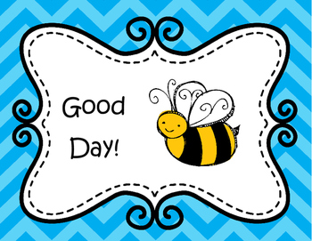 "Caught ""Bee""ing Good! Bee Themed Clip Chart, Editable Behavior Log, and Letter!"