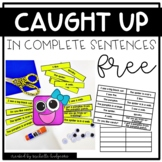 Caught Up! {Spider Craft FREEBIE}