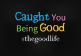 Caught You Being Good Poster 1