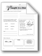 Caught in a Storm (Thinking Skills)