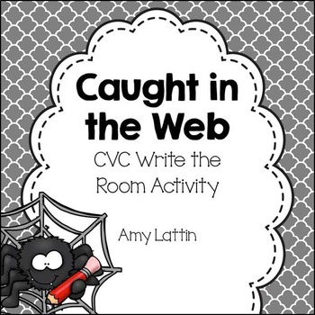 Caught in the Web - CVC Write the Room