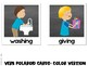 Caught on Camera! {Action Verb Polaroids, Activities and Printables}