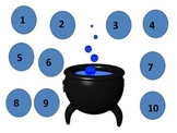 Cauldron Counting Game 1-10