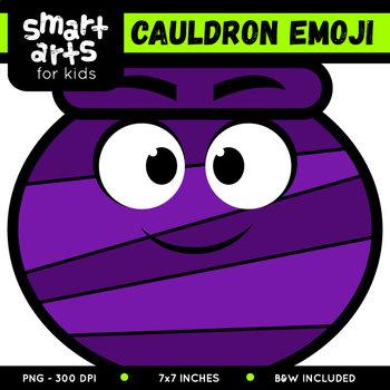 Cauldron Emoji Clip Art