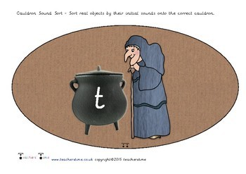 Cauldron Sound Sort